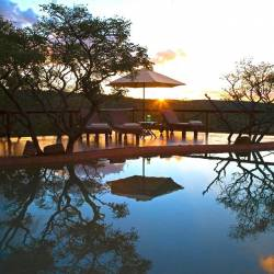 1387 Nungubane Lodge Welgevonden Game Reserve Swimming Pool Thm