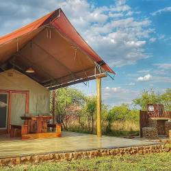 1405 Ouklip Game Lodge Dinokeng Chalets Thm