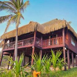 617 Palm View Self Catering Lodge Thm